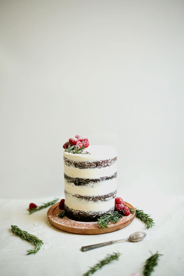 Celebration christmas cake recipe