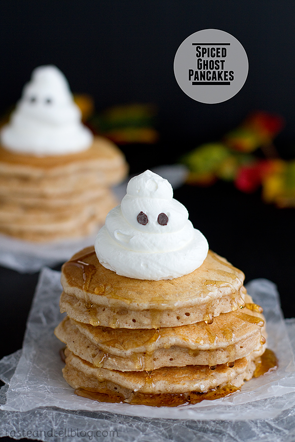 Ghost Food Recipes Ghost Themed Desserts
