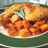 Ina Garten Butternut Squash caramelized butternut squash recipe