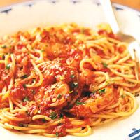 Shrimp pasta recipe italian