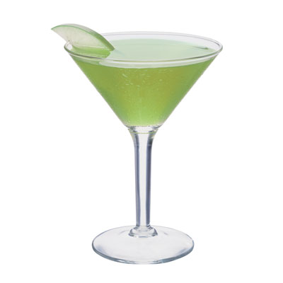 Smirnoff Green Apple Martini - Drink Recipes