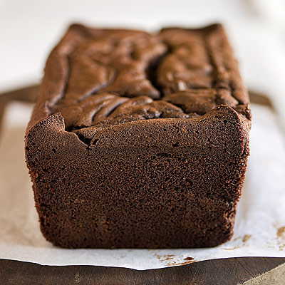 Double Chocolate Loaf Recipe