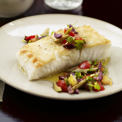 This Light, But Filling, Evening Meal Is Easy To Make. Get The Recipe
