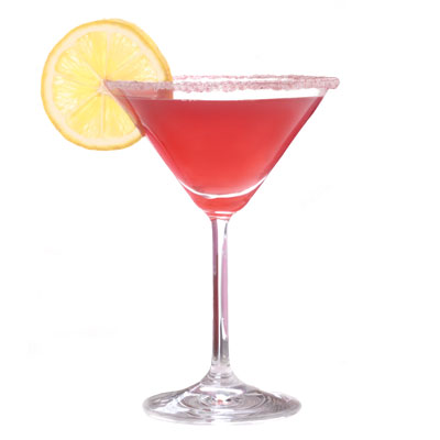 Cuervo especial pomegranate margarita martini recipe for Cocktail rose
