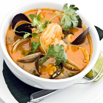 Cream of Mussel Soup Recipe | Taste of Home