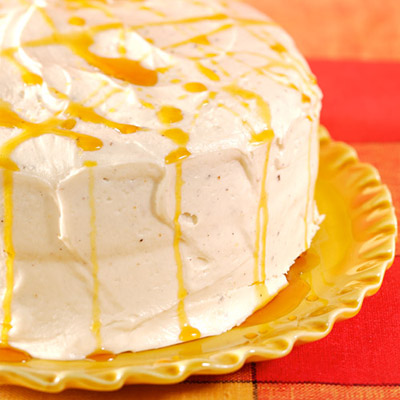 Frosted With Browned Butter Buttercream This Fluffy Caramel Cake Is Courtesy Of Dr