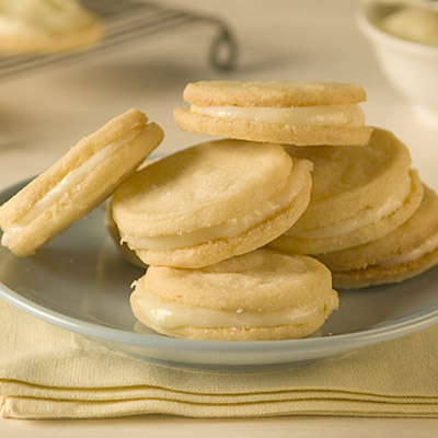 Boasting A Sweet Lemon Cream Cheese Filling These Lemon Sandwich Cookies Are Sophisticated