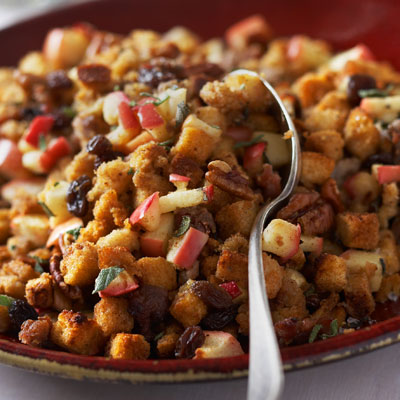 apple raisin sausage stuffing