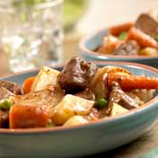 Colorful Hearty And Tender This Slow Cooked Stew Features All The Traditional Ingredients