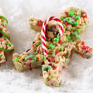 Rice Krispies Christmas Cut-Outs Recipe - MSNCA – Kelloggs – Rice ...