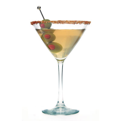 Take your dirty martini to the next level with coriander spice and ...