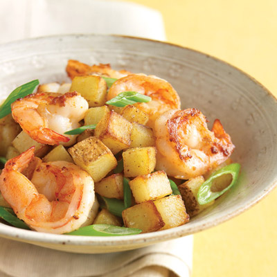 5 ingredient recipes easy five ingredients or less recipes this slightly spicy shrimp skillet toss is ready in just 30 minutescipe shrimp forumfinder Image collections