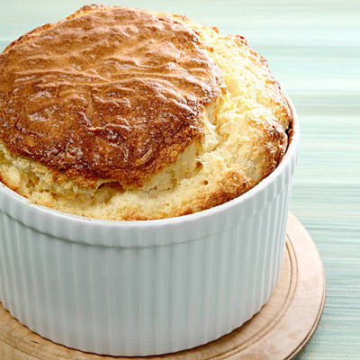 Parmesan Cheese Souffle Recipe