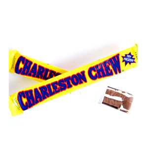 The chocolate-covered nougat bars were named after the Charleston dance back in 1922. These treats are especially yummy when they're frozen! ($.75, economycandy.com)