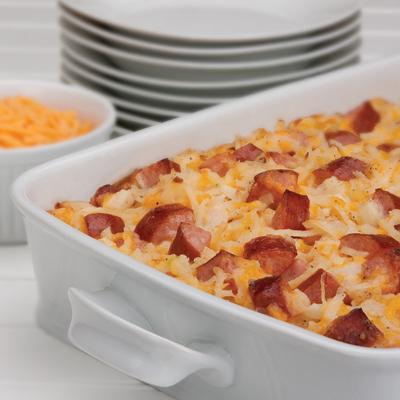Hillshire Farm Sausage And Potato Bake Recipes — Dishmaps