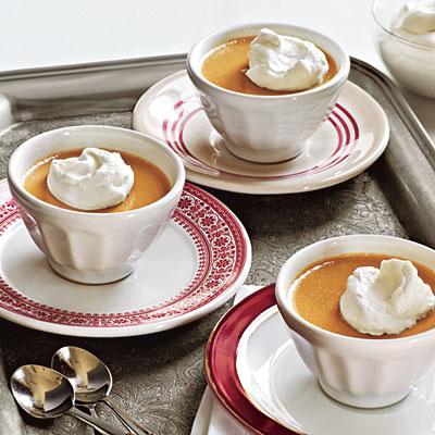 Butterscotch Pots de Creme Recipe