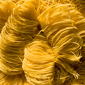 pasta shapes and names - different pasta shapes