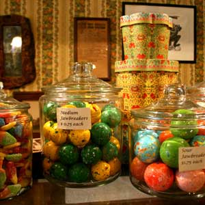 this fourth family sweet shop has been serving the columbia state historical park
