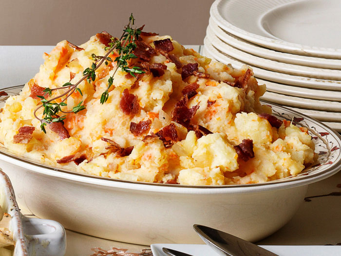 recipe: what to add to mashed potatoes for flavor [31]