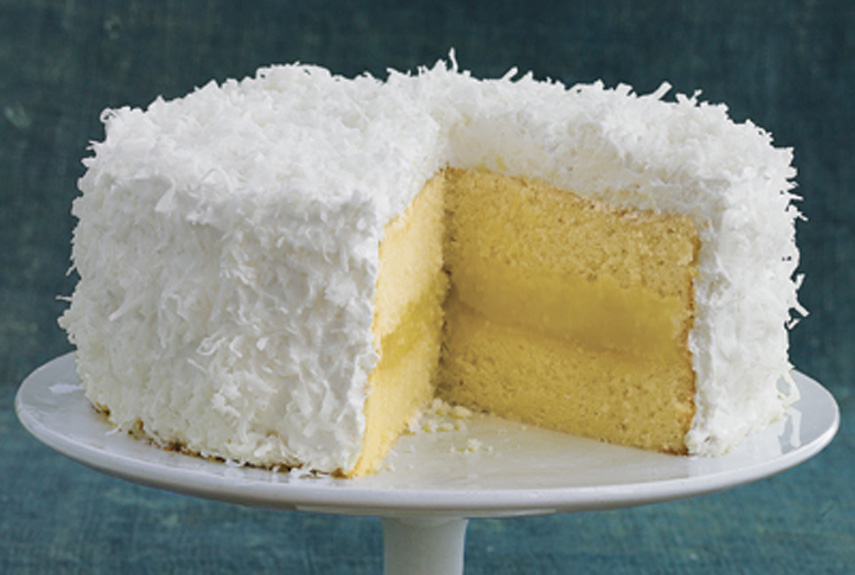 Three Day Coconut Cake