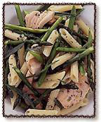 Penne With Roasted Asparagus And Balsamic Butter Recipe
