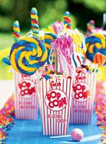 salty sweet popcorn - Pop Corn Color