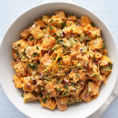 Sweet Potato Salad - Sweet Potato Salad Recipes