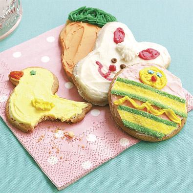 Easy Easter Cookies - Cookie Recipes