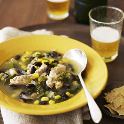 soups tortilla soup with black beans harvest chicken tortilla soup ...