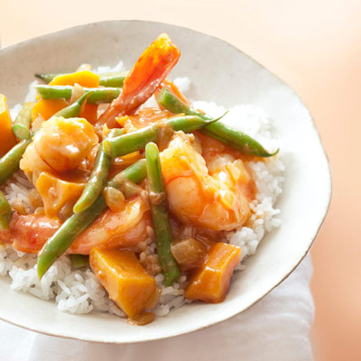 10 Minute Shrimp Curry Recipes — Dishmaps