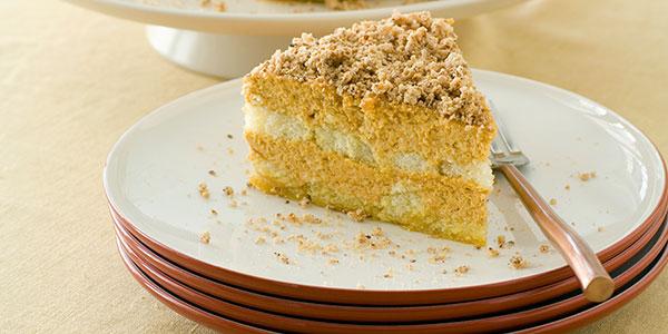 Cheesecake Recipes Layered Pumpkin Cheesecake At Woman 39 S Day