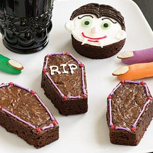 Halloween Brownies - Halloween Brownie Recipe