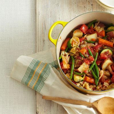 Giambotta (Italian Vegetable Stew) Recipe