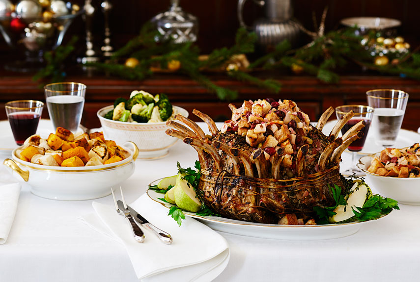70 Christmas Dinner Side Dishes
