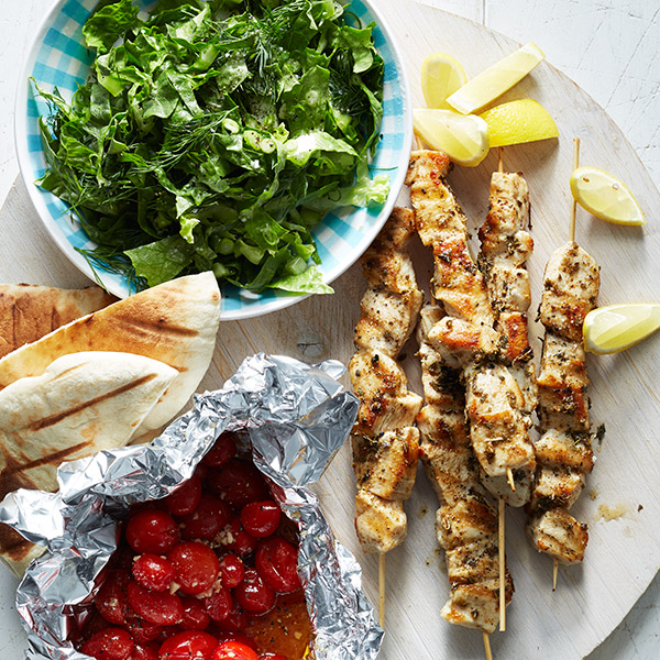 34 Easy Grilled Chicken Recipes