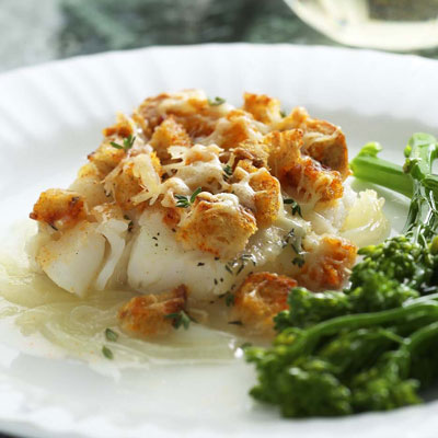 easy cod recipes healthy