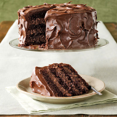 Homemade Chocolate Cake - Easy Chocolate Cake Recipes from ...