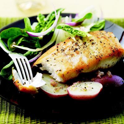 Fast fish dinner recipes healthy fish recipes for Healthy fish dinner recipes