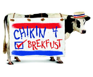 Chick-fil-A Offering Free Breakfast During Labor Day Week