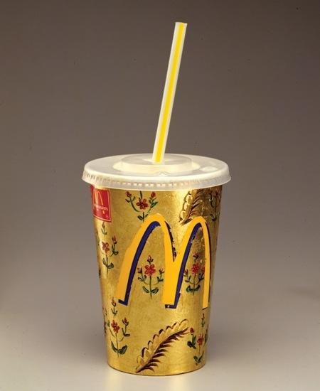 Kiri Tannenbaum: Sculpture Of McDonald's Cup Priced At $9,000