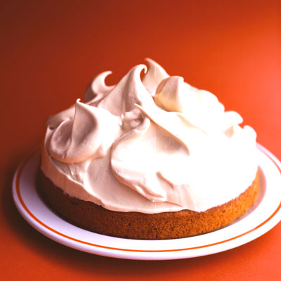 Key Ingredient: Coca-Cola Who would guess that carbonated soda is the secret ingredient in this stunning cake? The sweet cola flavor is both baked into the banana cake and whipped into the simple meringue. Don't be scared — it's easier than it looks!Recipe: Frothy Coca-Cola and Banana Cake
