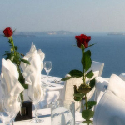 Restaurants and bars with views amazing views for Ambrosia mediterranean cuisine