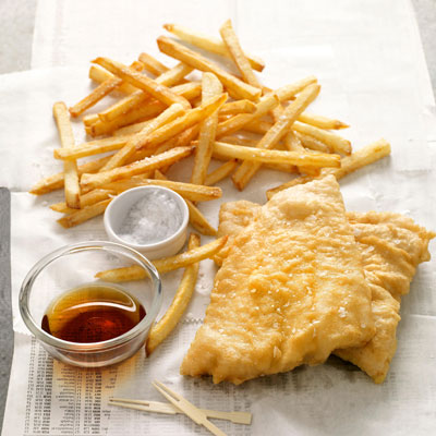 Pub food recipes easy recipes for british pub food for Fish and chips vinegar
