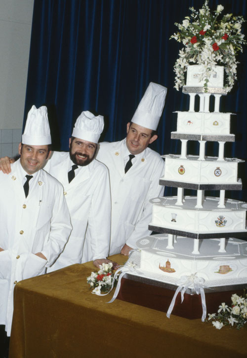 Prince William And Kate Middletons Royal Wedding Cake Conundrum