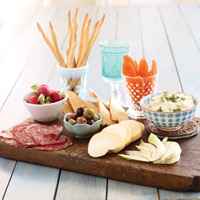 This Bountiful Platter Makes An Easy And Fast Party Appetizer Check Out