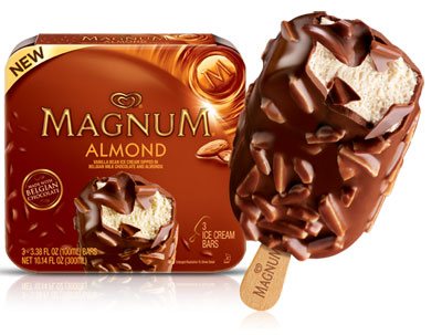 Magnum Ice Cream Bars Review - New Ice Cream Bars from Magnum
