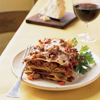 Northern-Style Lasagna