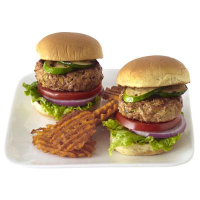 Easy ground turkey burger recipes