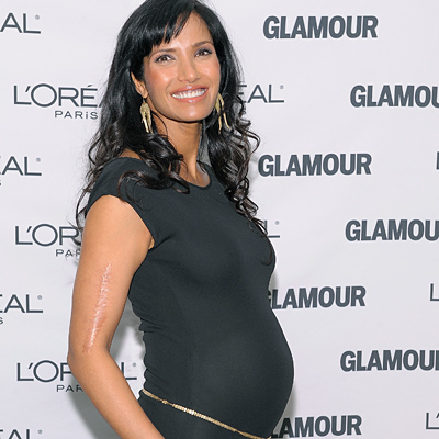 Pictures of pregnant celebrity