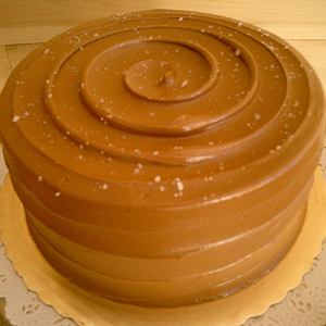 Salted Caramel Cake Recipe best salted caramel products - national caramel day treats